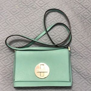 Kate Spade Turquoise Cross Body - NEW!